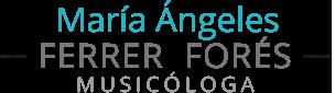 María Ángeles Ferrer Forés